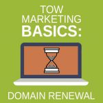 tow truck marketing domain renewal