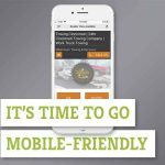 mobile friendly blog header artwork