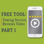 towing service reviews video part 1 header artwork